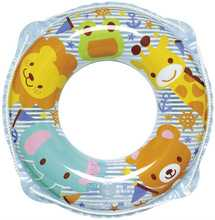 Japanese very cute design inflatable swimming rings for kids