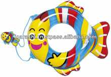 Japanese design inflatable children swimming rings pool sea beach in summer